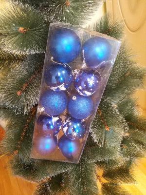купить новогодние шары